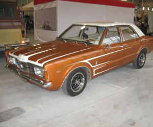 Ford Taunus photo 11