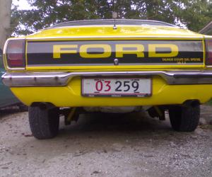 Ford Taunus photo 13