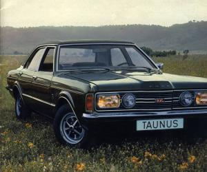 Ford Taunus photo 14