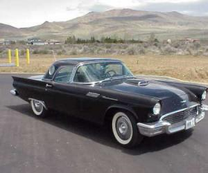 Ford Thunderbird photo 9