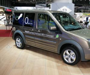 Ford Tourneo Connect photo 2