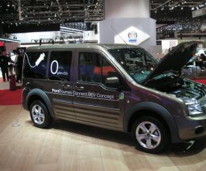 Ford Tourneo Connect BEV image #4