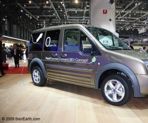 Ford Tourneo Connect BEV image #7