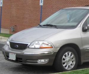 Ford Windstar photo 6