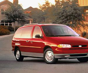 Ford Windstar photo 9