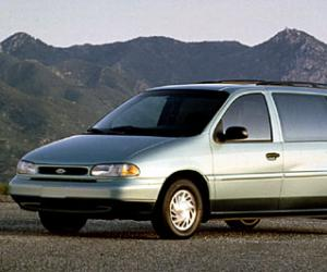 Ford Windstar photo 10