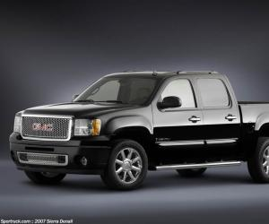 GMC Sierra photo 4