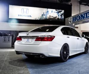 Honda Accord photo 3
