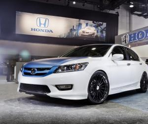 Honda Accord photo 8