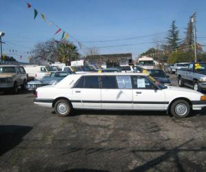 Honda Accord Limousine photo 4