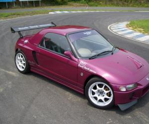 Honda Beat photo 1