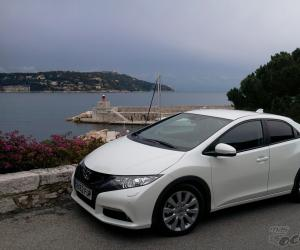 Honda Civic 1.6 i-DTEC photo 8