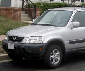 Honda CR-V photo 2