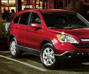 Honda CR-V photo 4