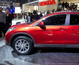 Honda CR-V photo 8
