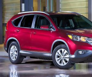 Honda CR-V photo 10