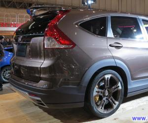 Honda CR-V Style photo 10