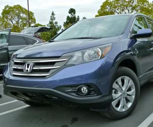 Honda CR-V Style photo 11