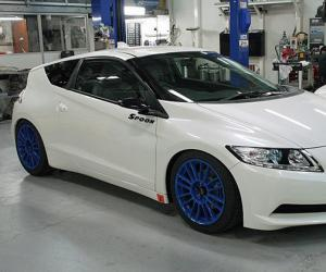 Honda CR-Z photo 4