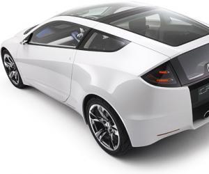 Honda CR-Z photo 7