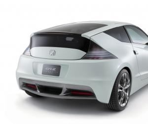 Honda CR-Z photo 12