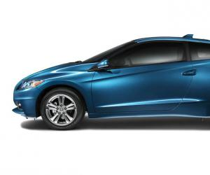 Honda CR-Z photo 14