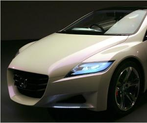Honda CR-Z photo 15