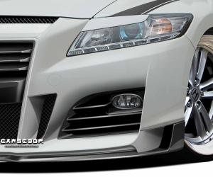 Honda CR-Z photo 16