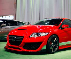 Honda CR-Z Turbo #3