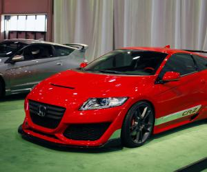 Honda CR-Z Turbo image #6