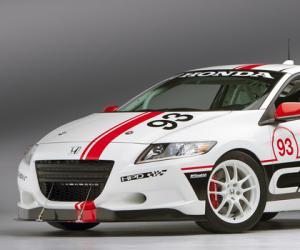 Honda CR-Z Turbo image #8
