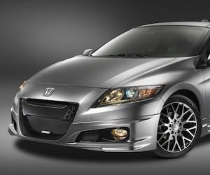 Honda CR-Z Turbo #9