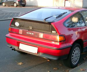 Honda CRX photo 1