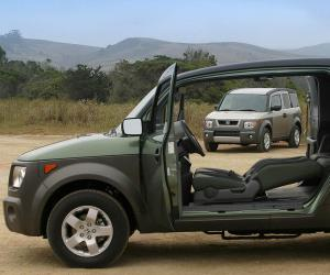 Honda Element photo 1