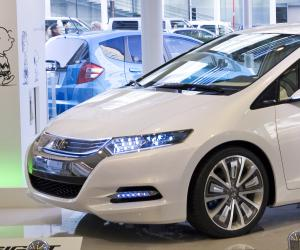 Honda Insight photo 1