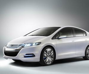 Honda Insight photo 2