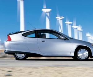Honda Insight photo 3