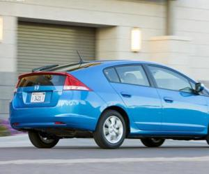 Honda Insight photo 6