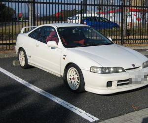 Honda Integra photo 1