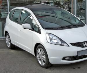 Honda Jazz photo 2