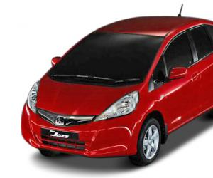Honda Jazz photo 4
