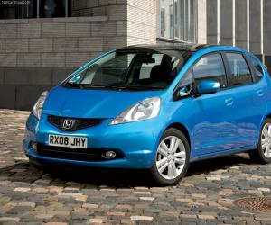 Honda Jazz photo 8