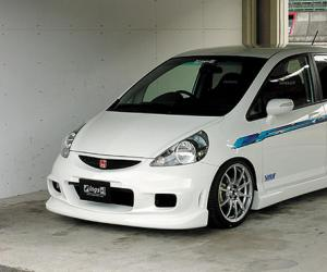 Honda Jazz photo 9