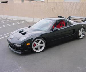 Honda NSX photo 1