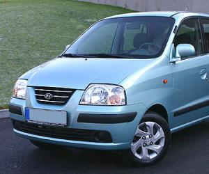 Hyundai Atos photo 2