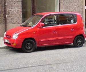 Hyundai Atos photo 4