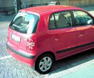 Hyundai Atos photo 7