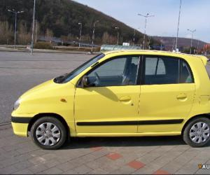 Hyundai Atos photo 12