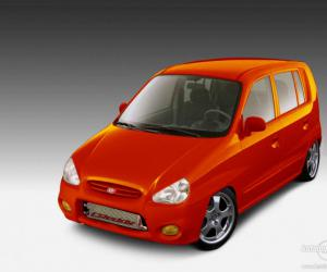 Hyundai Atos Flower photo 5