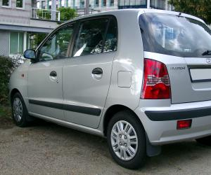 Hyundai Atos Flower photo 6
